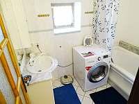 koupelna - chalupa k pronájmu Sádek u Poličky