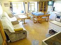 kuchyň - chalupa ubytování Sádek u Poličky