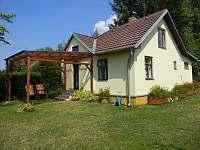 Chata k pronajmutí - dovolená Pelhřimovsko rekreace Bohdalín