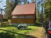 ubytování Lidmaňka na chatě k pronajmutí