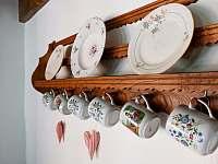 Dobový porcelán z antiků a půd - Proseč - Martinice
