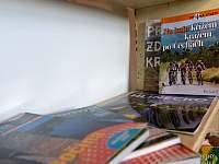 K dispozici jsou pro vás i cestovní průvodci po Vysočině - Proseč - Martinice