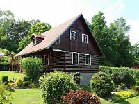 ubytování Slavníč na chatě k pronajmutí