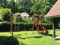dětský koutek - chata ubytování Čejov