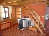 obývací místnost v přízemí - Čejov