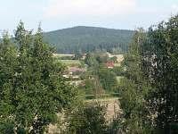 Pohled z chaty - k pronájmu Čejov