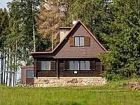Chata k pronajmutí - dovolená  Dolnohuťský rybník rekreace Hutě