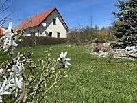 velká zahrada, ticho a klid :) - chalupa ubytování Seč - Proseč