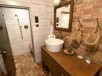 Koupelna - Těmice