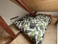 Ložnice s oddělenými lůžky - pronájem apartmánu Nová Cerekev - Částkovice