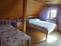 Fialový pokoj se 4 lůžky - Svratouch