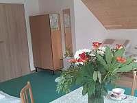 Čtyřlůžkový pokoj - apartmán k pronajmutí Bílek