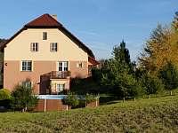 Rodinný dům s bazéném
