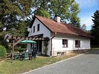 Chalupa k pronajmutí - dovolená Železné hory rekreace Rušínov - Hostětínky