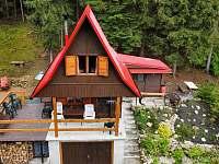 Chata ubytování v obci Čejtice