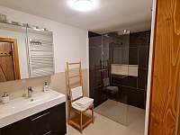 Koupelna se sprchovým koutem - Daňkovice