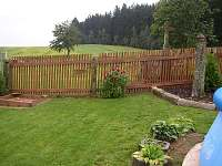 Zahrada a pískoviště