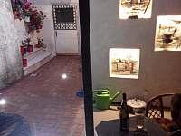 Venkovní terasa - Hroubovice