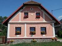 Radňovice léto 2017 ubytování