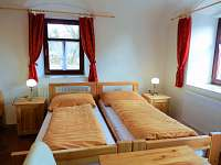 "Harusova chalupa apartmán ""Staré sechnice"" - Radňovice"