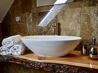 Koupelna 1. patro - Moravské Křižánky