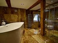 Koupelna přízemí - Moravské Křižánky