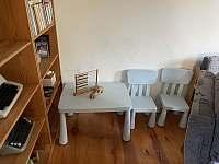 Dětský koutek v obývacím pokoji - Trnava