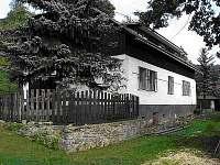 Chalupa k pronájmu - Nový Jimramov Vysočina