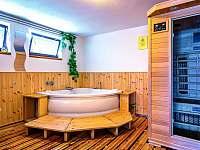 Vířivka se saunou - Oudoleň