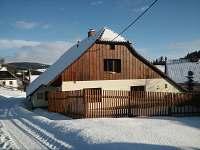 Levné ubytování Přírodní koupaliště Nové Město na Moravě Chalupa k pronájmu - Líšná
