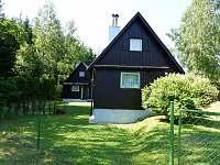 ubytování Pelhřimovsko na chatě k pronájmu - Polesí u Počátek