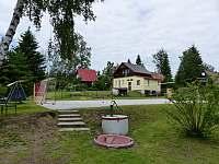 Hřiště - pronájem chaty Polesí u Počátek