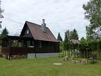 Ohniště - chata 1 - k pronajmutí Polesí u Počátek