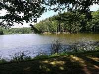 Velké Jezero Valcha - pronájem chaty Polesí u Počátek