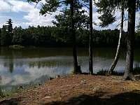 Velké Jezero Valcha (možnost rybaření) - Polesí u Počátek