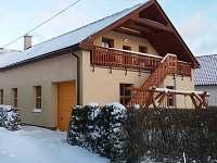 ubytování  v apartmánu na horách - Vlachovice