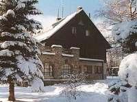 Penzion na horách - okolí Rokytna