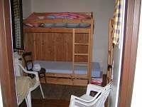 Dětský pokojík 2x2 postele