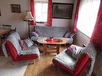 Obývací pokoj - posezení