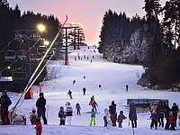 Ski areál Luka nad Jihlavou - Jestřebí