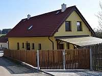 ubytování Horní Hynčina na chalupě