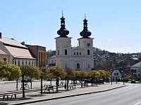 Náměstí Bystřice nad Pernštejnem - Pivonice u Bystřice nad Pernštejnem