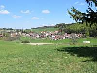 Pohled na Pivonice -
