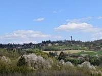 Rozhledna Karasín - Pivonice u Bystřice nad Pernštejnem
