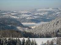 Vírská přehrada - Pivonice u Bystřice nad Pernštejnem
