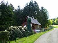 ubytování Žebrákov na chatě k pronájmu