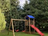 Dětské hřiště - Jiřice