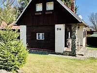 Chata Velké Dářko - ubytování Škrdlovice - Polnička