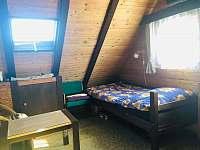 ložnice, chata Velké Dářko - Škrdlovice - Polnička