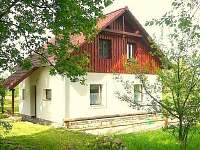 Chata k pronájmu - zimní dovolená Boršov
